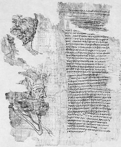 Papiro di Artemidoro