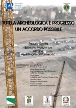 Convegno Tutela, archeologia e progresso