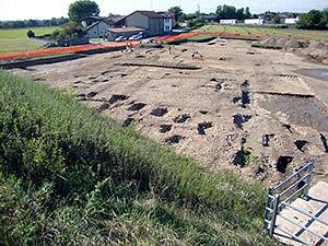 L'area sepolcrale celtica e romana di Cascina Roma (Bernate Ticino-MI)