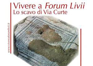 Vivere a Forum Livii. Lo scavo di via Curte