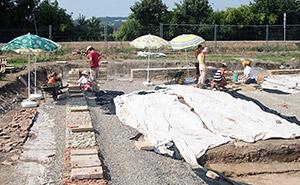 La valorizzazione del sito archeologico di Claterna