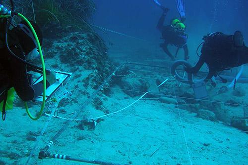 Archeologia subacquea a San Vito lo Capo