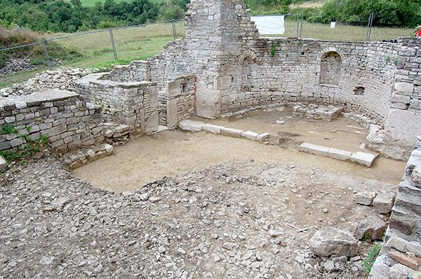 Campagna di scavo. Monastero medievale presso Civitanova del Sannio