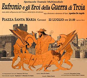 Eufronio e gli Eroi della Guerra di Troia